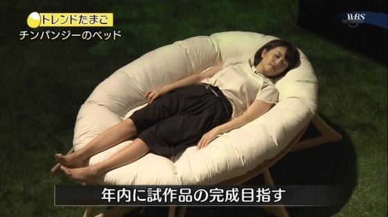 【寝顔キャプ画像】思わず夜這いでも仕掛けたくなるような、女子アナやアイドルの可愛い寝顔ww 09