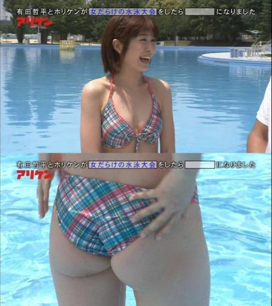 【お尻キャプ画像】美尻んピックここに開催wブラジルのお尻もいいけど日本も負けてませんよww 16