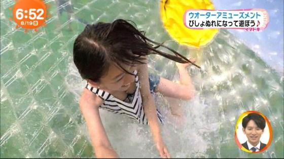 【水着キャプ画像】今年の夏も露出度高めの水着美女達がテレビに映ってオッパイ強調しまくりんごww 10