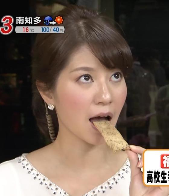 【擬似フェラ画像】女子アナやアイドルが食レポする時ってなんであんなにエロい顔になるんだ?ww 07