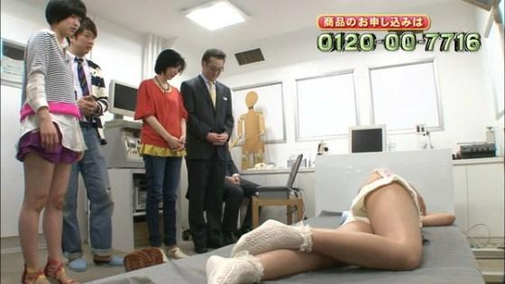 【放送事故画像】テレビに映ってる女達の股間やお尻が色々気になって仕方がない! 12