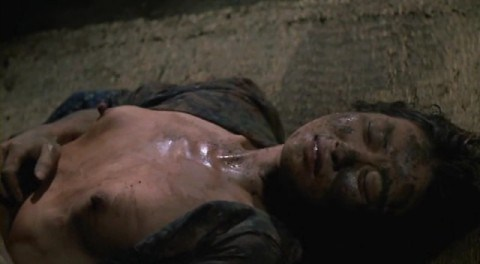 【濡れ場キャプ画像】あの大物女優も過去には乳首さらけ出してアヘ顔全開で濡れ場を演じてたとわ!! 21