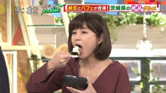 【擬似フェラキャプ画像】何食べてもその表情だけでエロく見えてしまうタレント達の食レポww 06