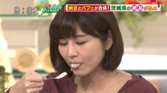 【擬似フェラキャプ画像】何食べてもその表情だけでエロく見えてしまうタレント達の食レポww 11