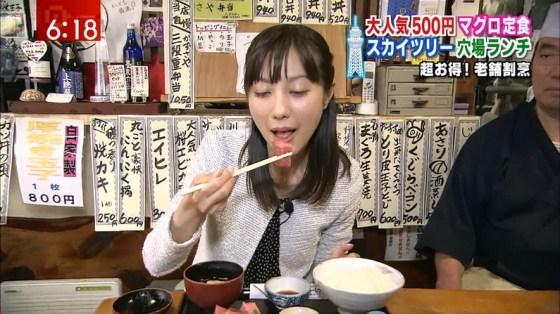 【擬似フェラキャプ画像】何食べてもその表情だけでエロく見えてしまうタレント達の食レポww 14
