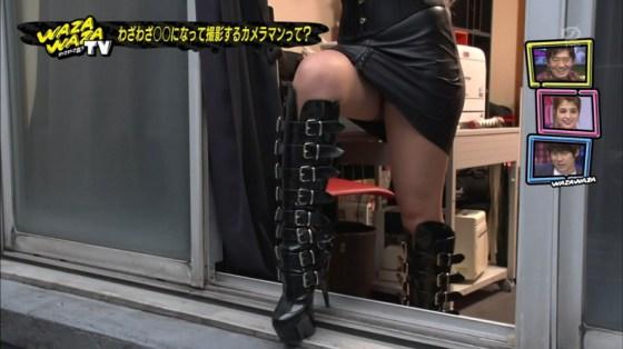 【パンチラキャプ画像】お股緩すぎるタレントさんのスカートの中が見えまくりww 16