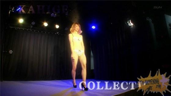 【お宝キャプ画像】ケンコバのバコバコTVでアナル見えそうな透け透け下着の美女が登場ww 17
