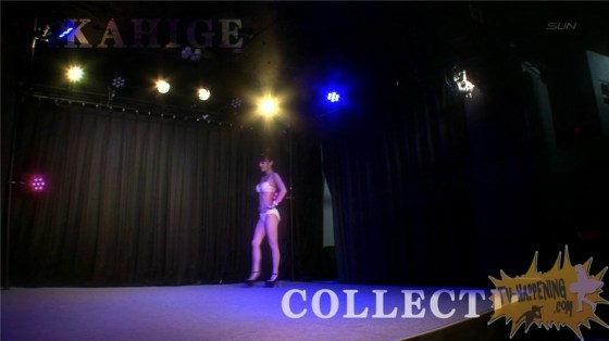 【お宝キャプ画像】ケンコバのバコバコTVでアナル見えそうな透け透け下着の美女が登場ww 22