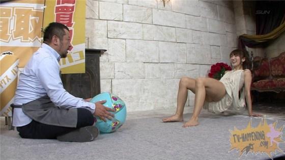【お宝キャプ画像】ケンコバのバコバコTVでアナル見えそうな透け透け下着の美女が登場ww 55
