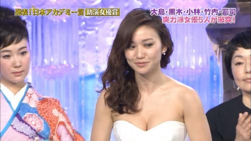 【放送事故画像】テレビで映るオッパイが巨乳で美乳すぎて思わず抜きたくなるww 16
