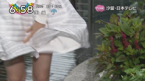 【放送事故画像】テレビに映るスカートの中をよ~く覗いて見てごらんwww 10
