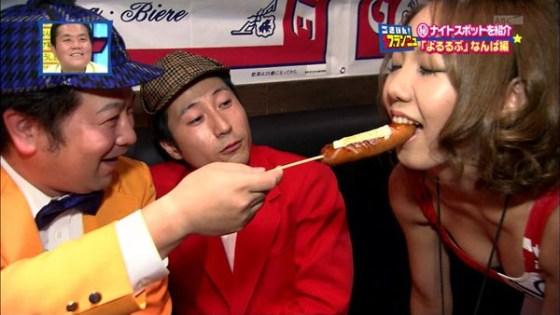 【放送事故画像】こんな食べ方してたら卑猥なこと妄想してもいいよなwww 01