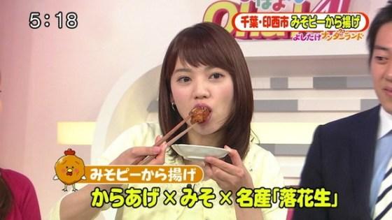 【放送事故画像】食レポのつもりなんでしょうけどその食べ方、食べ物がチンコに見えてしょうがないww 14