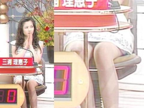 【芸能エロ画像】三浦理恵子!あの特命係長の濡れ場など過激画像が満載www 11