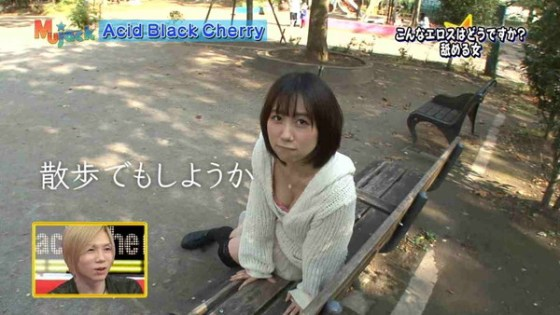 【放送事故画像】テレビ越しに巨乳で誘惑なんかしないでくださいwww 15
