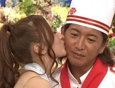 【放送事故画像】テレビに映ったキスシーンやキス顔って妙に興奮するww 08