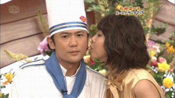 【放送事故画像】テレビに映ったキスシーンやキス顔って妙に興奮するww 15