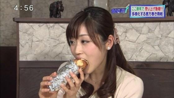 【放送事故画像】食べ方エロい!表情もエロいw何食べててもエロい疑似フェラww 06
