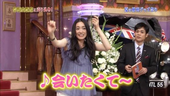 【放送事故画像】じんわり染みになっちゃった脇の汗がテレビに映っちゃった女性達www 15