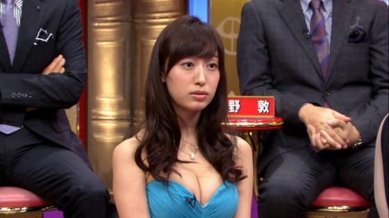 【放送事故画像】素人もアイドルもオッパイでかけりゃテレビに映れるってか?www 18