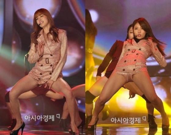 【アイドルお宝画像】韓国のアイドルがこんなにエロいならもはや整形だろうがなんでもいぃwww 11