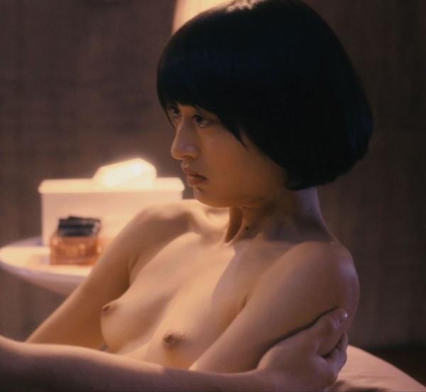 【お宝エロ画像】必見!女優たちの濡れ場シーンをかき集めましたwww 08