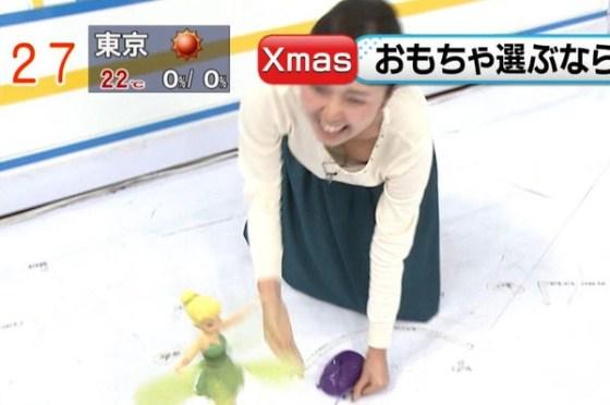 【放送事故画像】テレビに映る巨乳ちゃん達に抱きしめてもらいたいwww 16