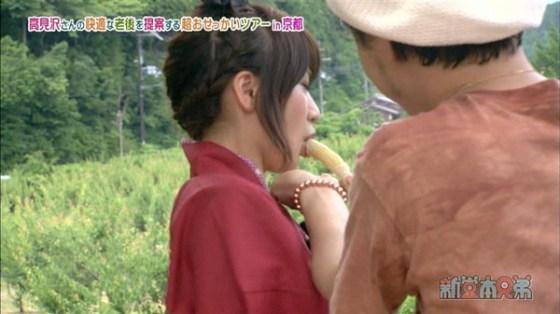 【放送事故画像】この女達は自らこんなエロい食べ方をしてるのか、それともさせられてるのかww 19