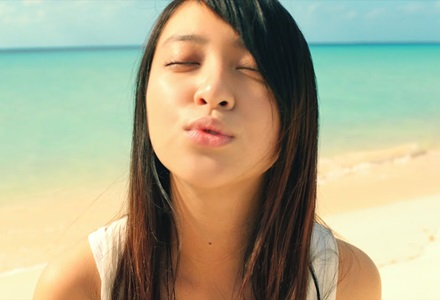 【放送事故画像】こんな顔してキスのおねだりされたら食べちゃいたくなるでしょwww 19
