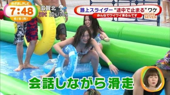 【放送事故画像】夏の思い出といえばやっぱり水着美女達?ww 03