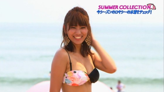 【放送事故画像】夏の思い出といえばやっぱり水着美女達?ww 08