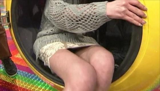 【放送事故画像】パンチラしてる奴ってすぐセックスできそうじゃない?www 20