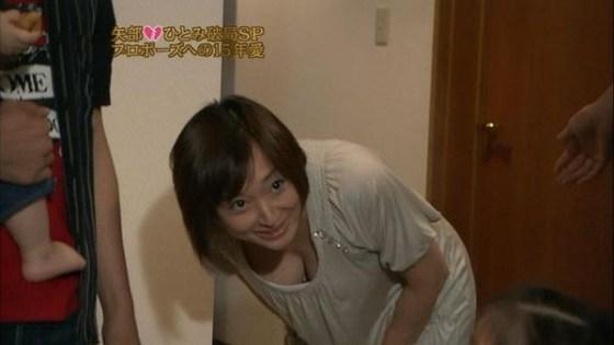 【放送事故画像】女子アナやアイドルが胸元チラチラ見せるもんだから勃起してきたんだがwww 18