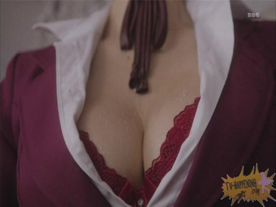 【お宝エロ画像】監獄学園第4話!まさか、脱衣からの聖水シーンまでやっちゃう!? 17