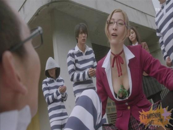 【お宝エロ画像】監獄学園第5話!何だ?今回はやたらと水着美女がやたら出てるじゃないか!! 15