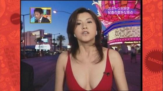 【放送事故画像】巨乳美女がテレビに出てるって聞いたんだが・・・こりゃやべぇww 12