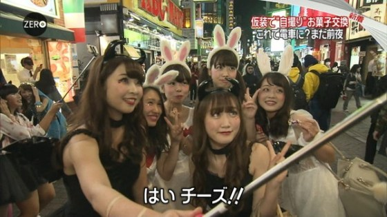 【放送事故画像】テレビでコスプレしたエロカワイイ女達が映ってるぞwww 17