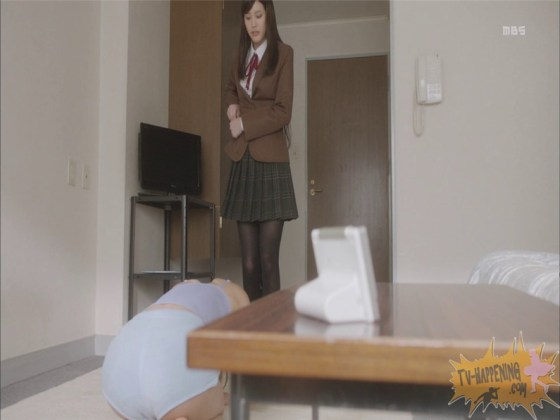 【お宝エロ画像】監獄学園第8話!何と花ちゃんがキヨシに逝かされる!!!! 04