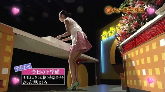 【放送事故画像】全体的に見たら綺麗な足だけど太ももだけ見たらエロくない?ww 09