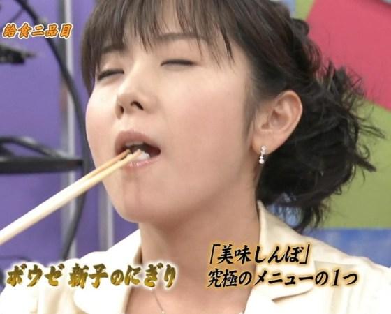 【放送事故画像】この女達は完全に狙ってこんな食べ方してるんだろうなww 03