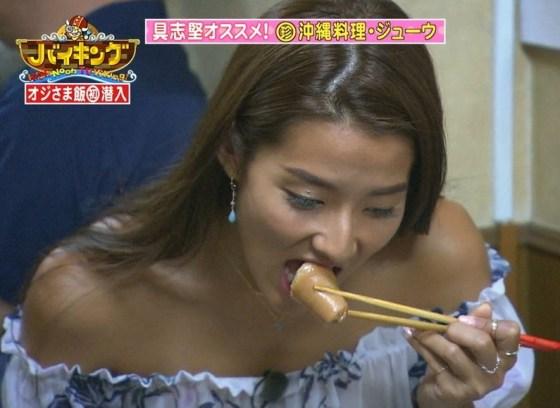 【疑似フェラ画像】食べ方一つでエロさが伝わってくる女子アナやタレントのフェラ顔ww 02