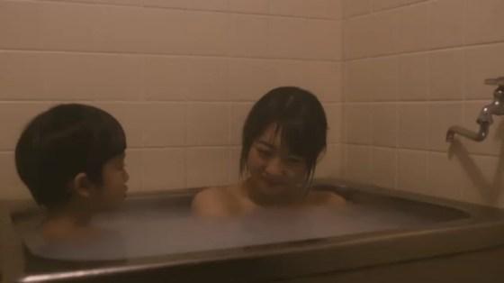 【放送事故画像】温泉レポでいつもバスタオルから半分オッパイ出すんでしょうか?www 24