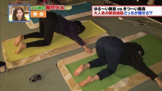 【放送事故画像】フェチにはたまらん足裏!そのあんよで俺を踏んずけてwww 23