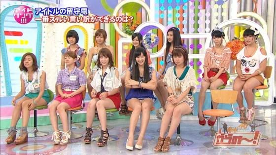 【放送事故画像】ムッチムチのエロい太もも露出してテレビに出てる女達がエロすぎww 15