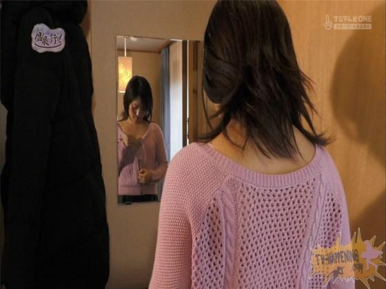 【お宝エロ画像】お尻フェチにはたまらない番組「温泉に行こう!」で今日も美女のお尻がドアップで映るww 43