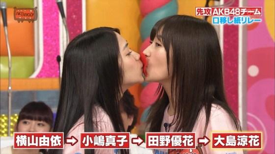 【放送事故画像】キス顔とかキスシーン見てたらキュンキュンしない?ww 18