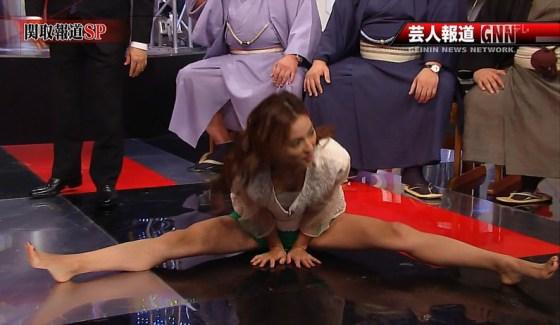 【放送事故画像】服着ててもオッパイ見せちゃう女子アナやアイドルww 24