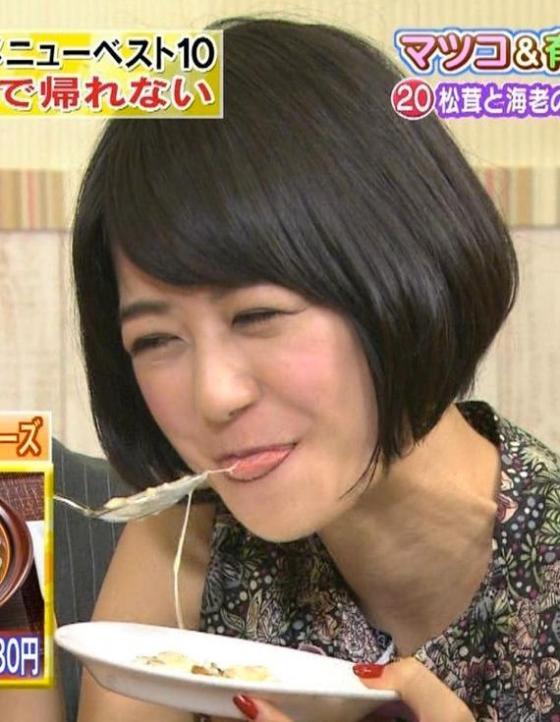 【擬似ふぇら画像】食レポと言う名目で茶の間にエロい顔をお届けする女達ww 22