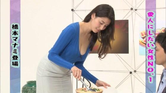 【放送事故画像】見せパンならぬ見せ乳か?テレビで胸ちらし過ぎでしょwww 17