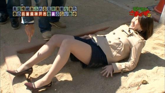 【放送事故画像】このムチムチ太ももなら十分夜のおかずにならないか?ww 09